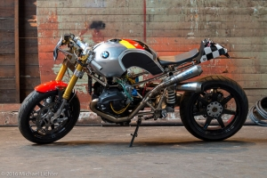 Church of Choppers BMW R nineT custom unveiled