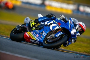 SERT FIGHTS BACK AT LE MANS AS GSX-R PODIUMS