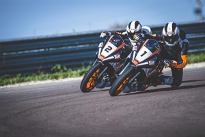 KTM INTRODUCES RC 390 MODEL YEAR 2016 AND INTERNATIONAL CUP RACING AT 'RC CUP MEDIA CHALLENGE'