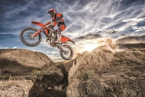 A NEW GENERATION OF KTM ENDURO MACHINES IS HERE!