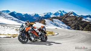 KTM 1290 SUPER DUKE GT: MISSILE LAUNCHED