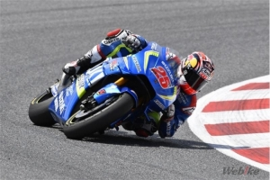 TEAM SUZUKI ECSTAR READY FOR ASSEN MotoGP