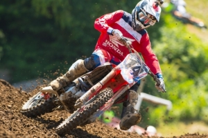 Seely Matches Career-Best 450MX Finish in Tennessee
