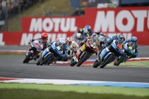 KTM RIDER ANDREA MIGNO TAKES CAREER FIRST MOTO3 PODIUM AT ASSEN