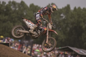 KTM FACTORY RACING TEAM DELIVERS CROWD-PLEASING RIDES AT MXGP OF LOMBARDIA