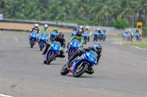 SUZUKI GIXXER CUP RETURNS AT KARI MOTOR SPEEDWAY