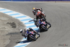 Impressive Showing for Stand-in Canepa at Laguna Seca