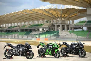 2016 Ninja ZX-10R successfully launched at Sepang, Malaysia