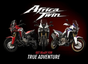 Honda Launches New Africa Twin App
