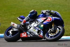 Stunning Second Showing for Canepa with Donington Podium
