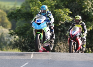 Harrison fastest in first qualifying session of TT 2016