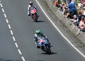 12th for Ivan Lintin and RC Express in Superstock TT