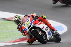 [DUCATI]MotoGP Rd.8 Fifth place for Andrea Iannone at Assen, in a two-part, rain-affected Dutch TT