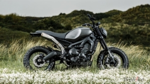 The Wrenchmonkees Return with Yard Built XSR900 'Monkeebeast'