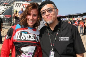 Livia Lancelot 2016 WMX World Champion