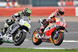 Fast & Consistent Marquez Leads The Way to Misano