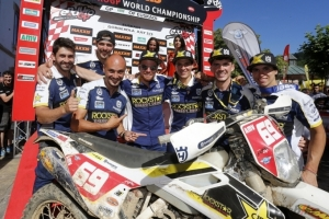 ROCKSTAR ENERGY HUSQVARNA RIDERS FIRED UP FOR ENDURO SEASON FINALE
