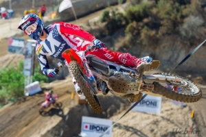 Honda Ends 2016 MXGP Season with Manufacturers' Championship Crown