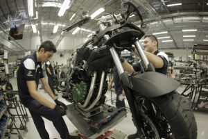 New BMW Group Plant Manaus in Brazil starts motorcycle production