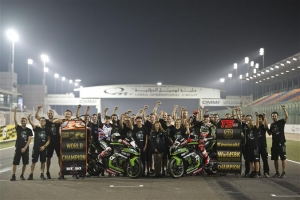 [Kawasaki]SBK Rd.13 Race2 Kawasaki Riders Go 1-2 In The Final Rankings After Double Podium