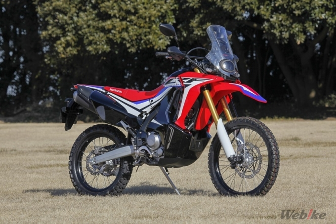 【試乘報告】初探 HONDA「CRF250 RALLY」神秘面紗