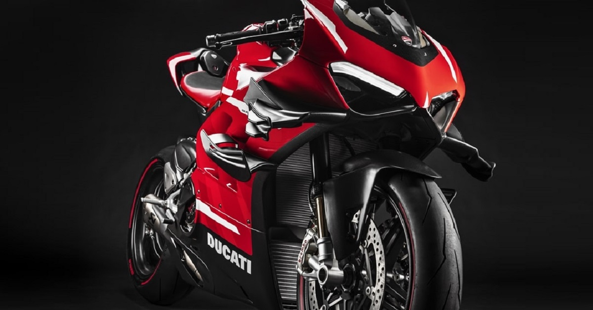 比狂妄更狂妄 DUCATI「Superleggera V4」