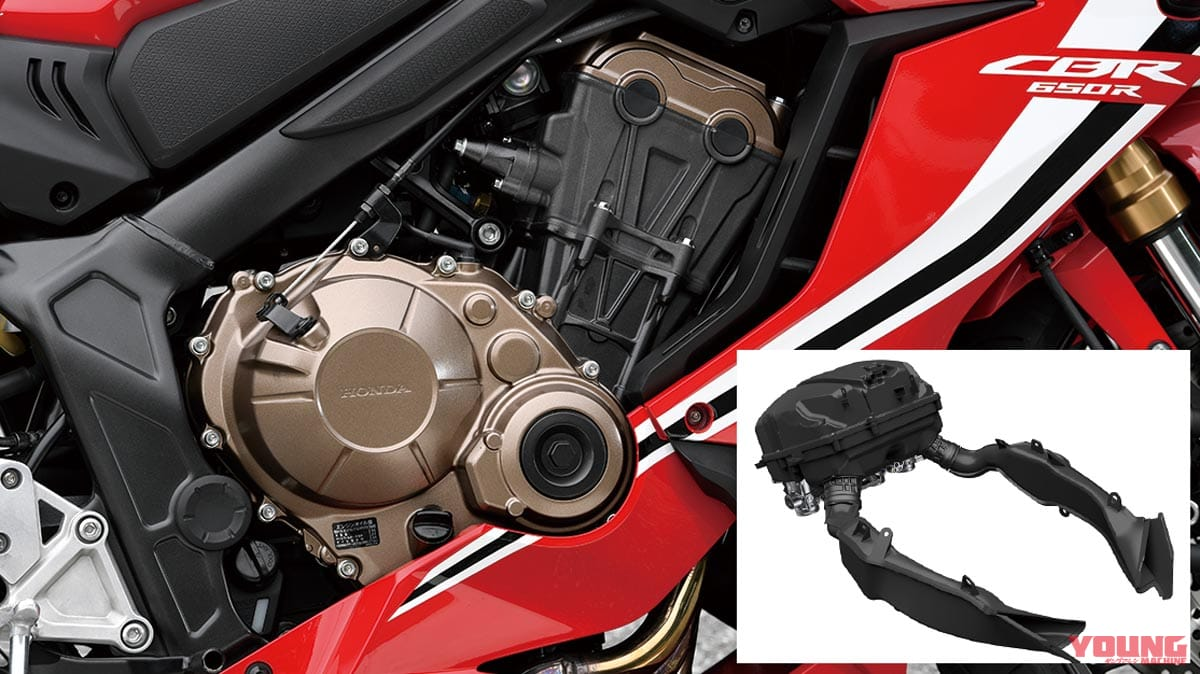 honda-cbr650r-engine