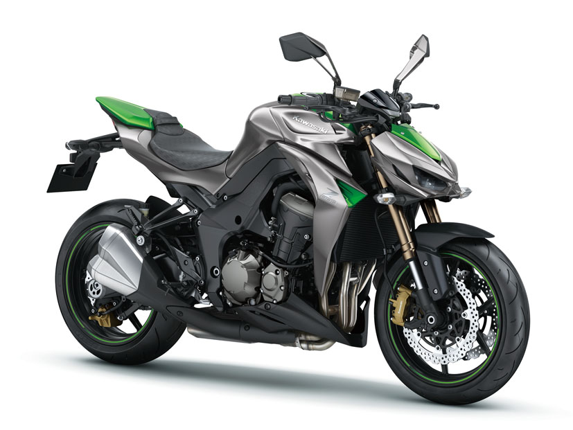 KAWASAKI「Z1000」獲選為「2014年度JIDA Design Museum Selection」金獎